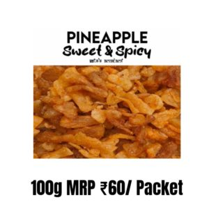 Pineapple Sweet & Spicy (100g)